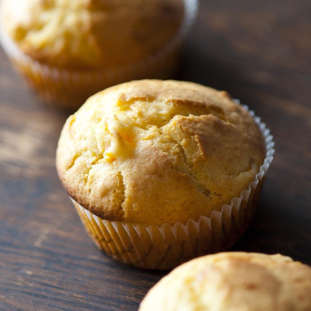 Muffins abricots
