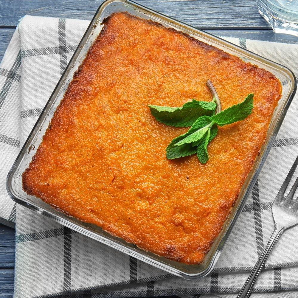 Souffle de carotte
