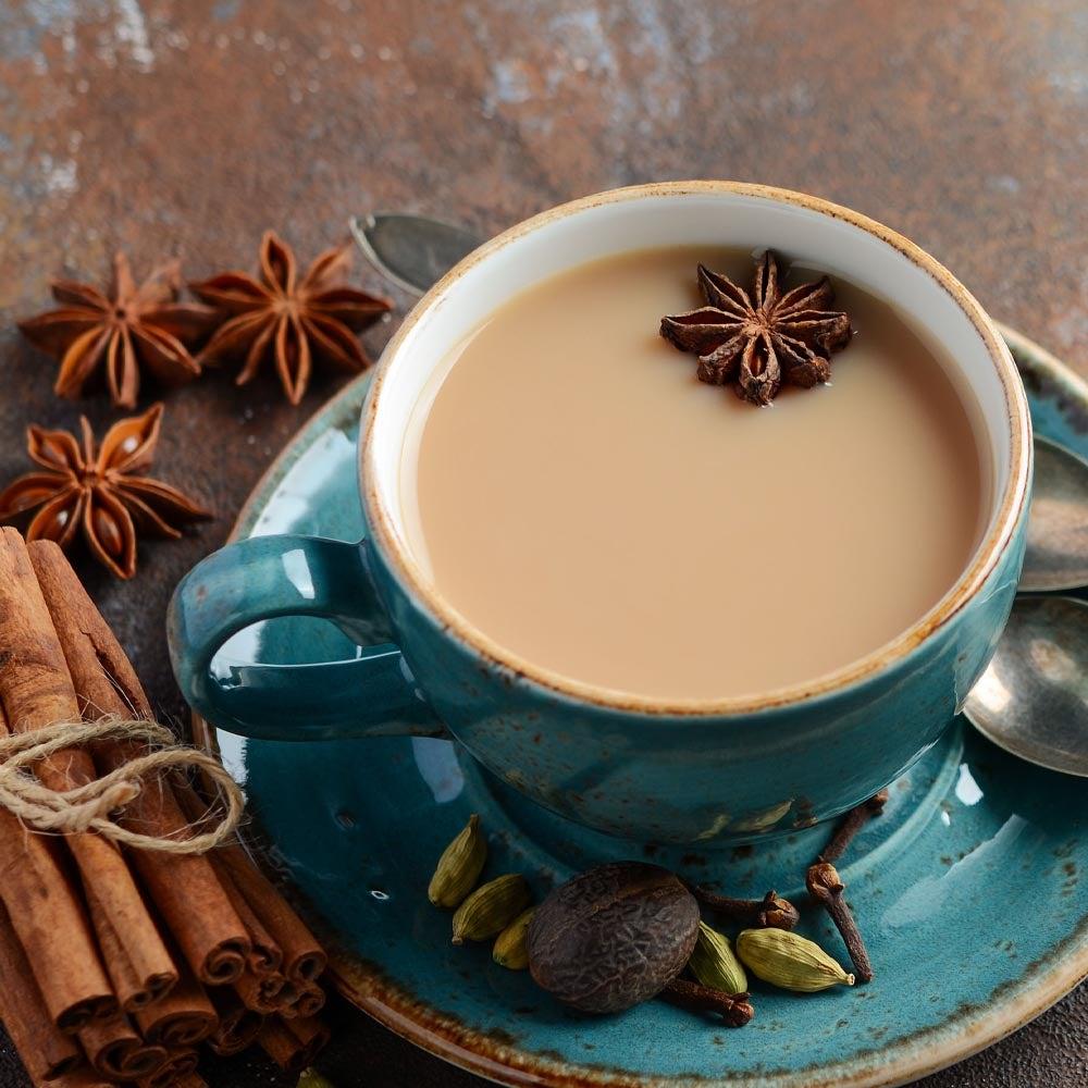 Mélange de thé Chai