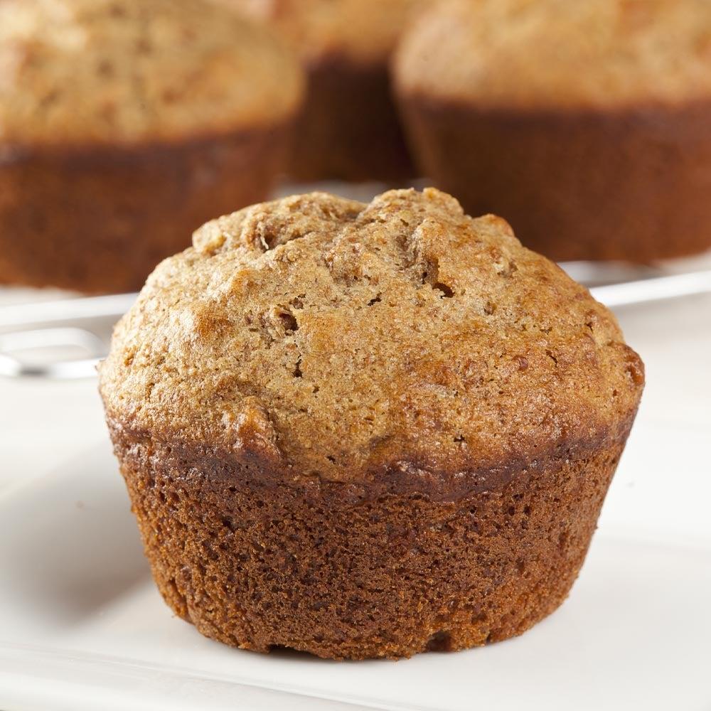 Muffins bran classiques