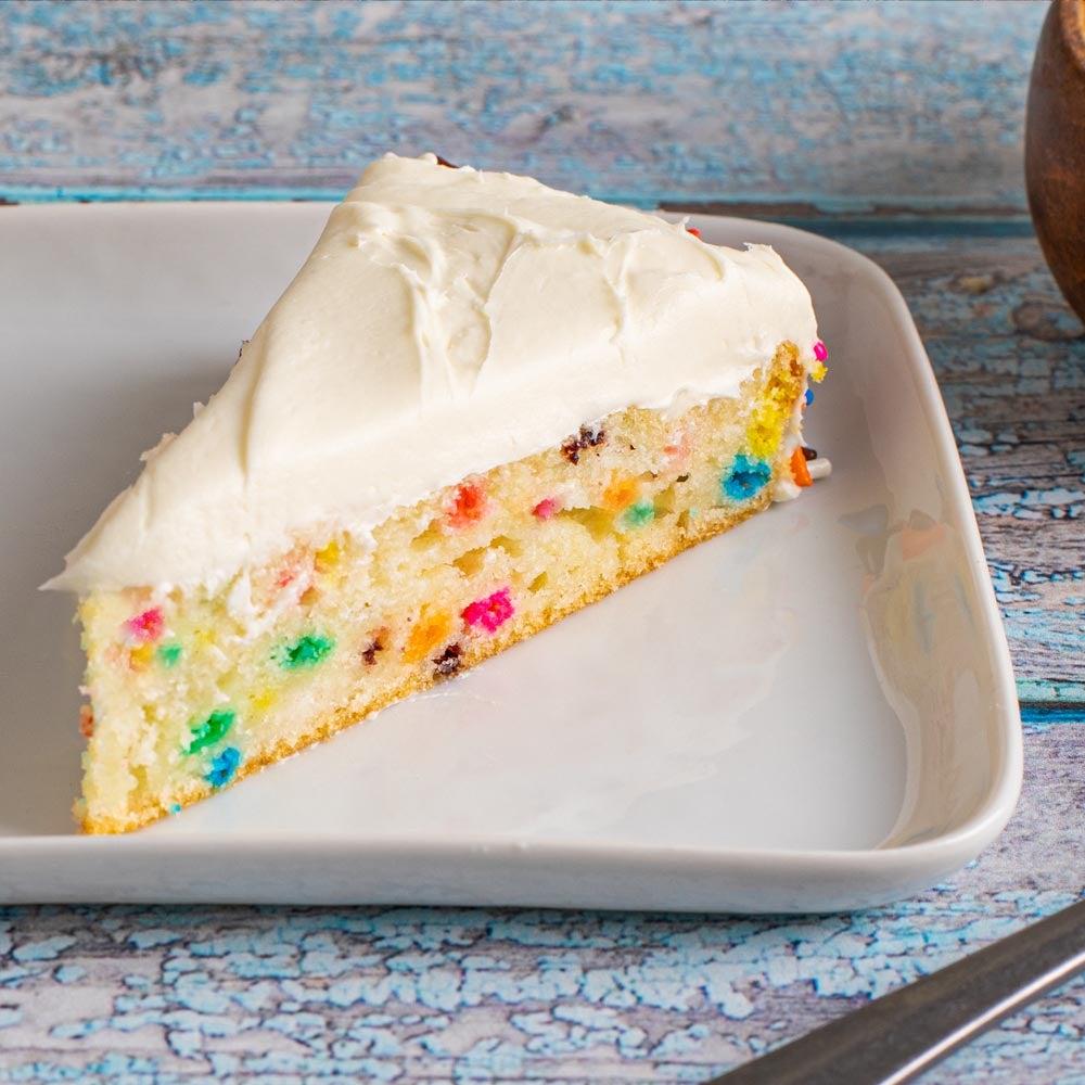 Confetti Gâteau d'anniversaire