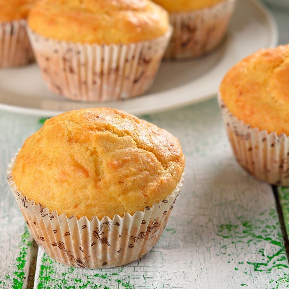 Muffins de maïs
