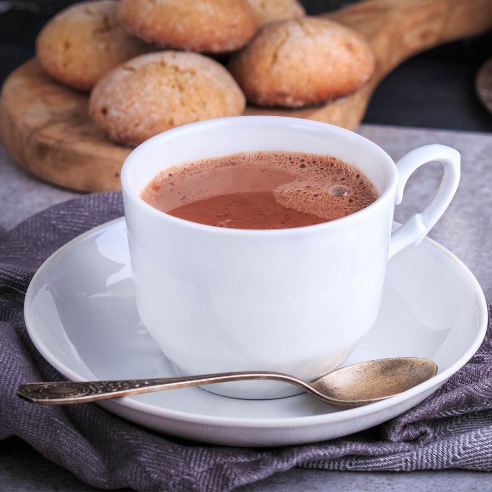Faire à l'avance mélange de cacao chaud