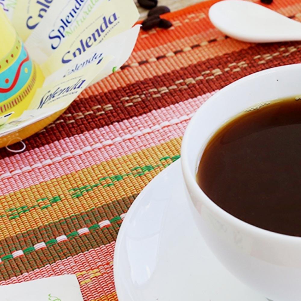 Café épicé mexicain