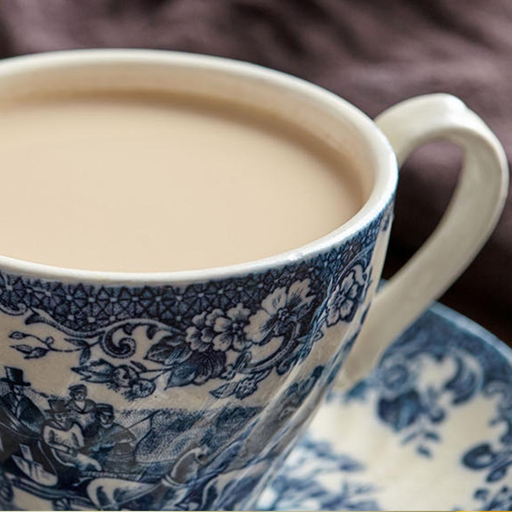 Chai Latte au lait d'avoine