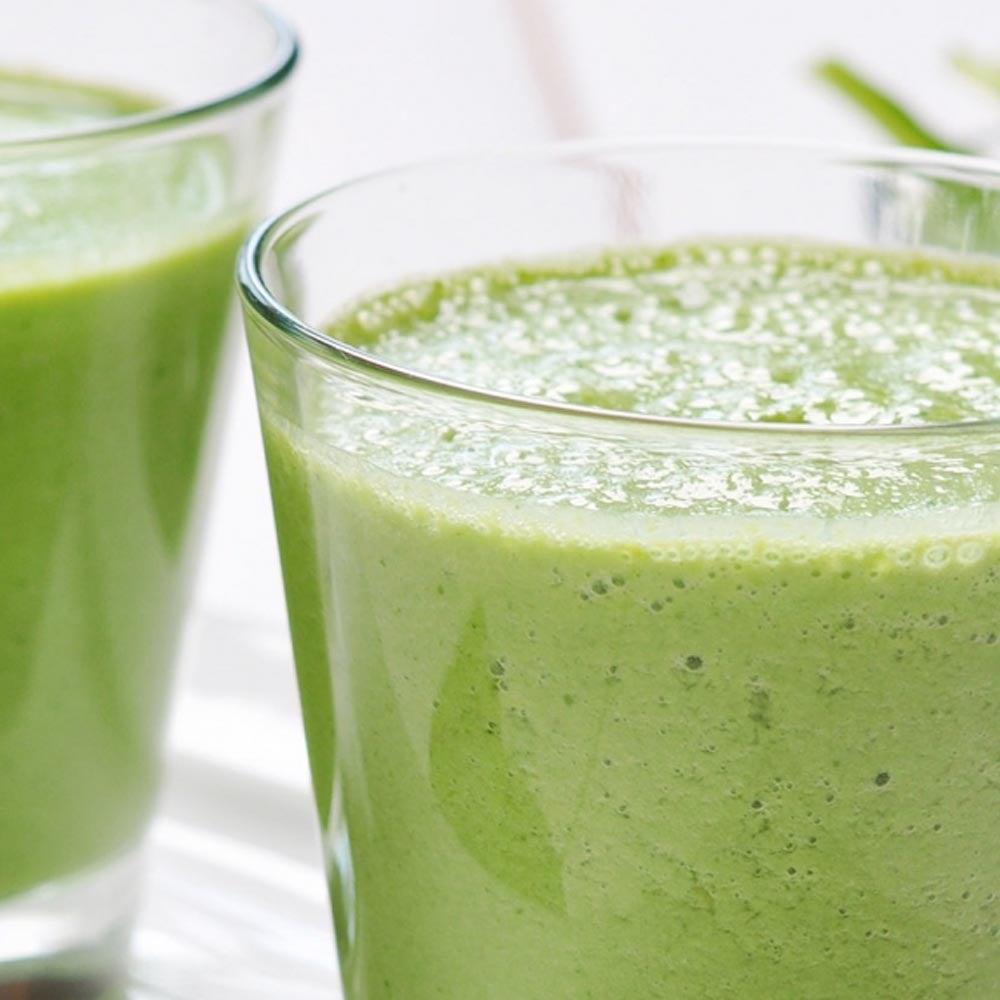Smoothie super vert