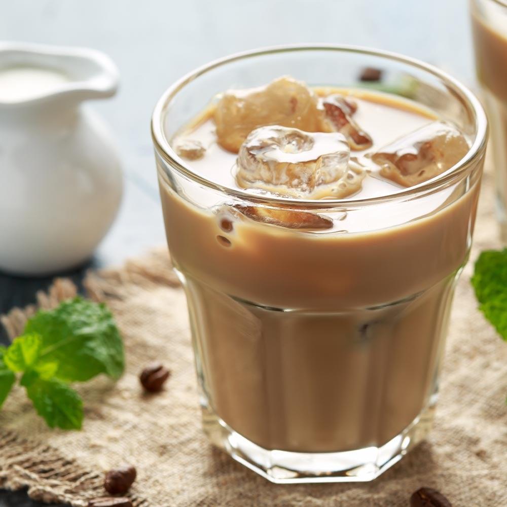 Vanilla Chai Coffee Cooler