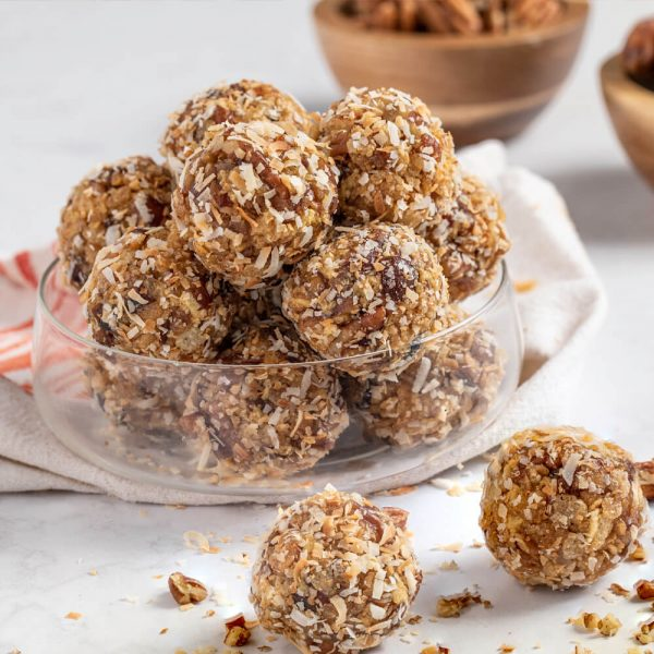 Coco Date Nut Boules