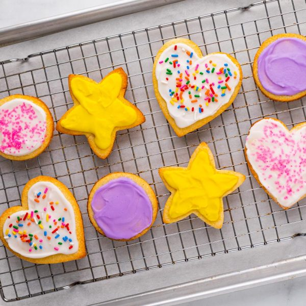 Biscuits au sucre céto