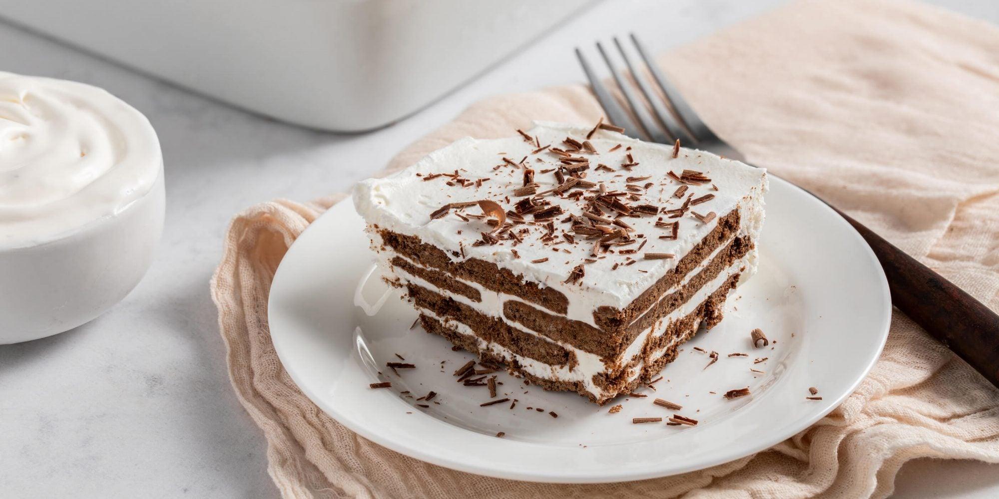 Old-Fashioned Icebox Cake